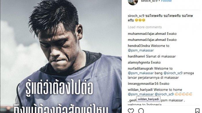 Inikah Pengganti Pavel Purishkin? Pemain Timnas Thailand, Usia 25 Tahun