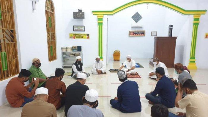 Malam Nisfu Sya'ban, Kapolres Enrekang Gelar Doa dan Dzikir
