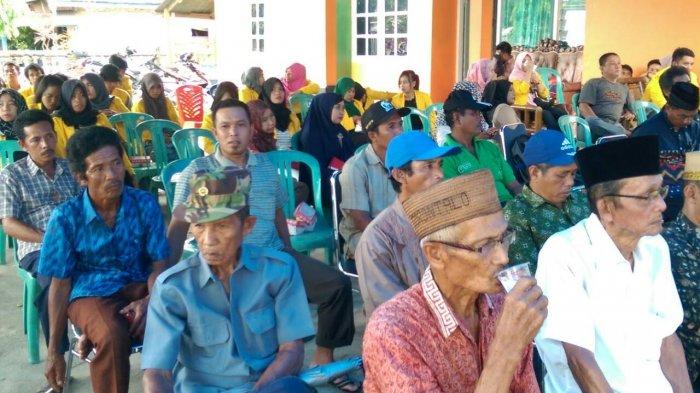 Mahasiswa KKN UNCP Palopo Gelar Seminar Adat di Luwu Utara
