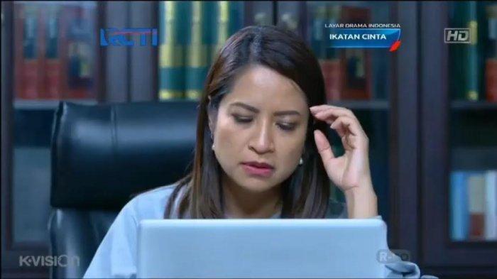 Cuplikan Ikatan Cinta- Mama Rossa Akhirnya Tahu Hasil Tes DNA, Berubah Rasa Sayang Pada Reyna?