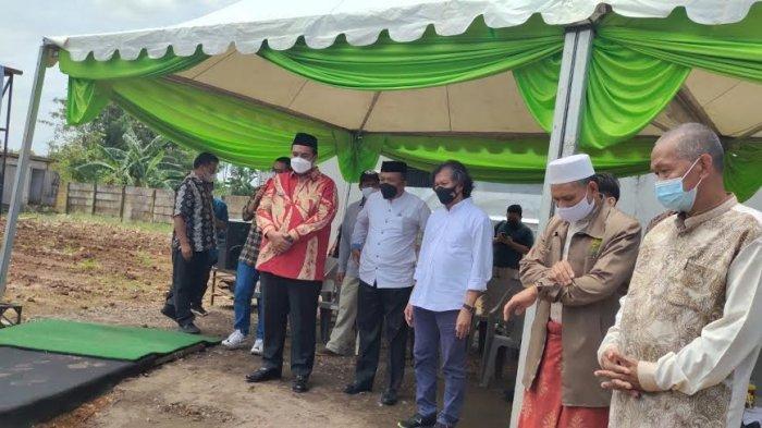 Warga Java Residence Bukit Baruga Segera Punya Masjid Baru