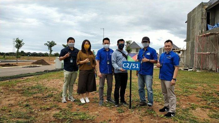 CitraLand Tallasa City Serah Terima Perdana 2 Unit Kavling