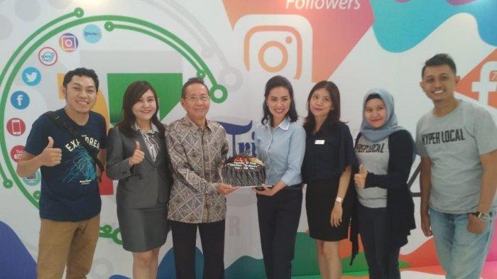 Hotel Golden Tulip Doakan Tribun Timur Makin Jaya