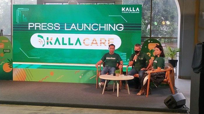 Permudah Komunikasi dengan Masyarakat, Kalla Group Resmi Luncurkan Kalla Care