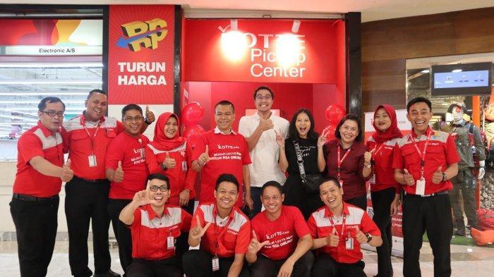 Peluncuran Aplikasi iLotte di Lotte Mart Panakukang, Belanja Tak Harus ke Mal