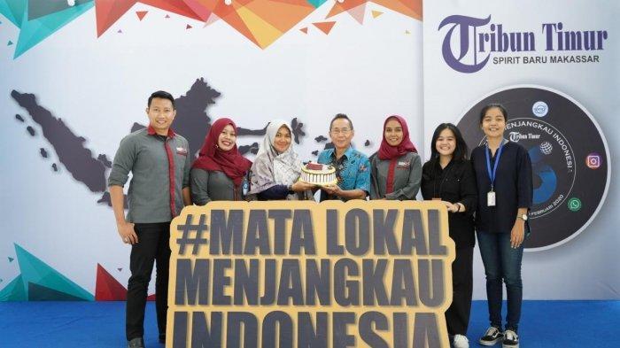 Manajemen Polinas Makassar Harap Tribun Timur Sajikan Berita Unik Berefek Global