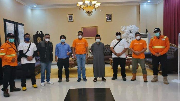 Usai Bantu Korban Gempa, PT Astra Internasional Temui Gubernur Sulbar