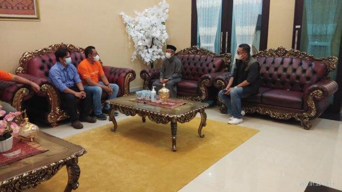Usai Bantu Korban Gempa, PT Astra Group Temui Gubernur Sulbar