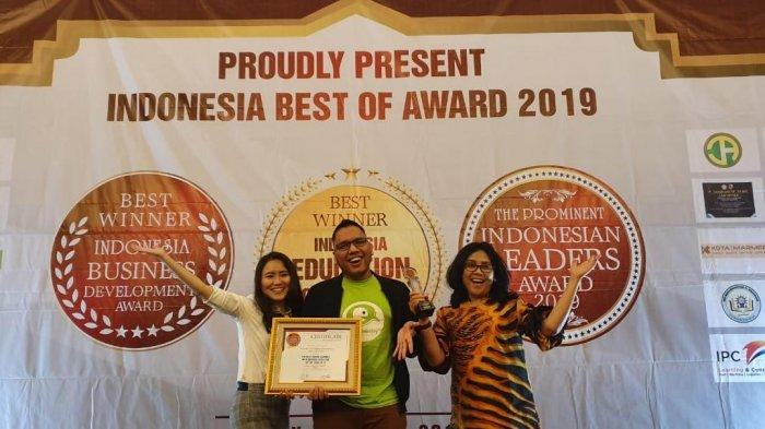 QnC Laundry Asal Makassar, Raih Indonesia Business Development Award 2019