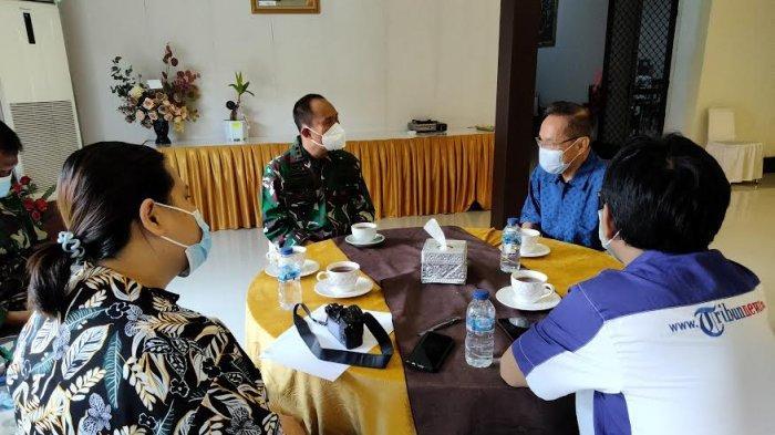 Mayjen TNI Andi Sumangerukka, Siap Hadiri Peluncuran Virtual TribunNewsSultra.com