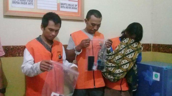 Jadi Penikmat Sabu, Mandor Kebun Kelapa Sawit di Tobadak Mamuju Tengah Dibekuk Tim Phyton