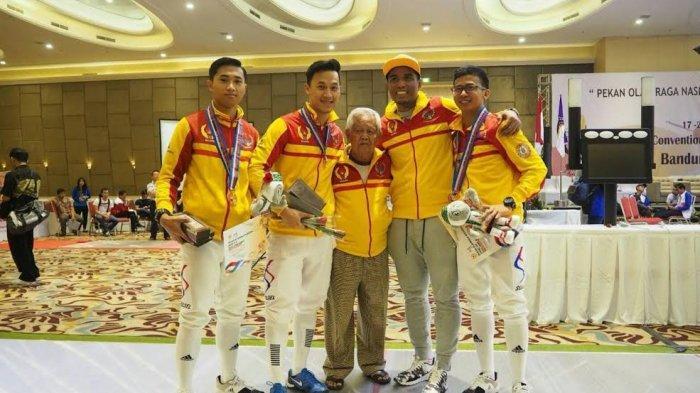 Kabar Duka, Mantan Atlet Anggar Sulsel Amirullah Meninggal Dunia