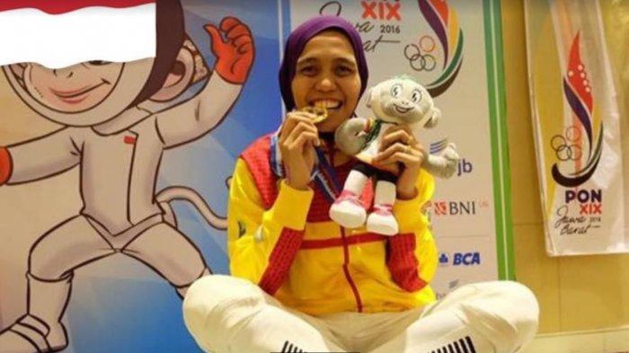 Profil Isnawaty Sir Idar, Mantan Atlet Anggar Sulsel dengan Segudang Prestasi