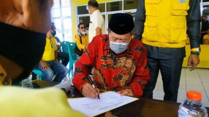 Sukri Sappewali Disebut Dapat Diskresi, Ketua SC Musda Golkar Bulukumba: Belum Ada Masuk