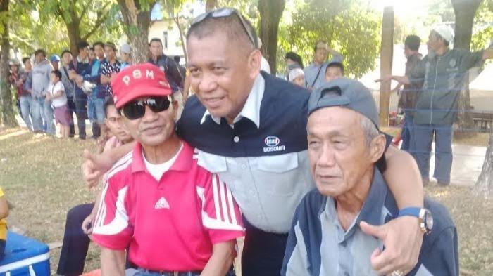 Selamat Jalan Gosse Halim Legenda yang Turut Antarkan PSM Juara Liga 1999/2000
