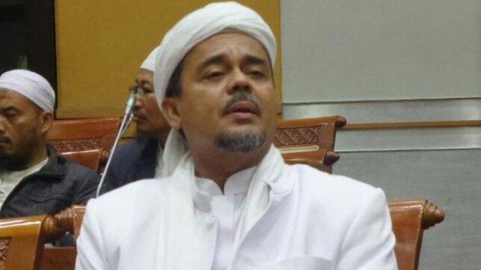 Rizieq Shihab Pemimpin FPI Berubah Total? Anak Buah Megawati Ungkap Pesan Ayah Syarifah Najwa Shihab