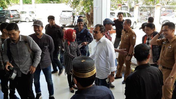 Jadi Saksi, Sudah 1 Jam Danny Pomanto Tunggu Giliran di Sidang Gugatan PJ Wali Kota Makassar