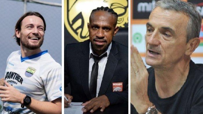 Bursa Pemain Liga 1 2021 - Ini Alasan Boaz ke Borneo FC, Milo Minta 120 Persen, Persib Yakin Juara