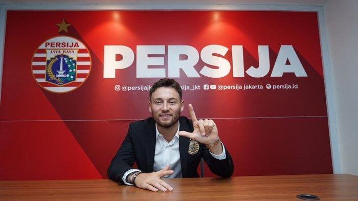 Persija Jakarta Bakal Turunkan Marc Klok di Piala Gubernur Jatim