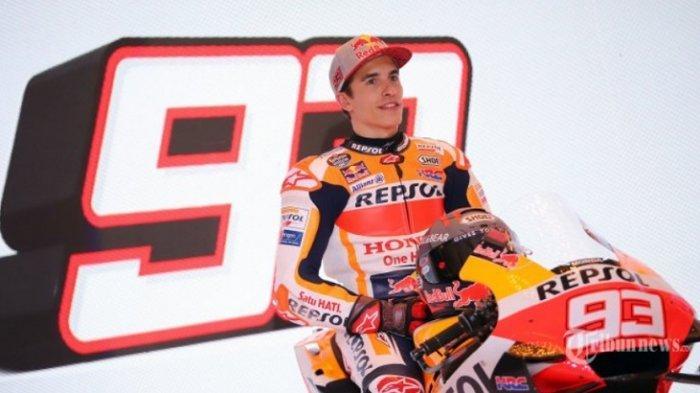 Jadwal MotoGP Qatar 2021 & Live Streaming Trans 7: Marc Marquez di Seri Qatar Masih Abu-abu