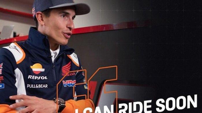 Marc Marquez Dipastika Absen: Jadwal Lengkap MotoGP Qatar 2021 via Live Streaming Trans 7