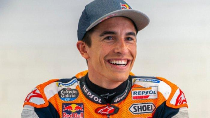 MOTOGP 2021 LIVE TRANS7, Marc Marquez Umumkan Comeback di MotoGP Portugal 2021