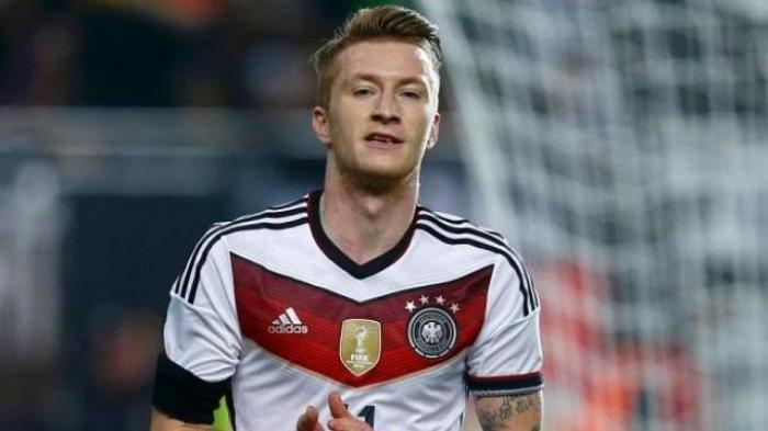 Marco Reus Dicoret dari Skuad Jerman