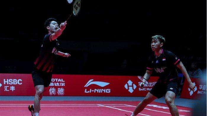 Kualifikasi Bulu Tangkis Olimpade Tokyo 2020, 8 Wakil Indonesia Masuk Zona Aman