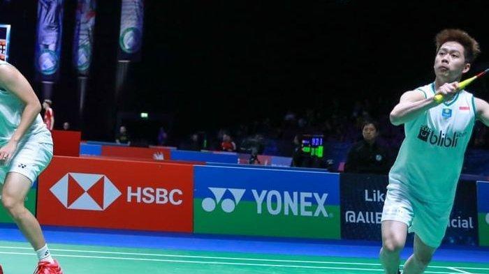 All England Open 2020, Dua Wakil Indonesia ke Semifinal, The Daddies Terhenti