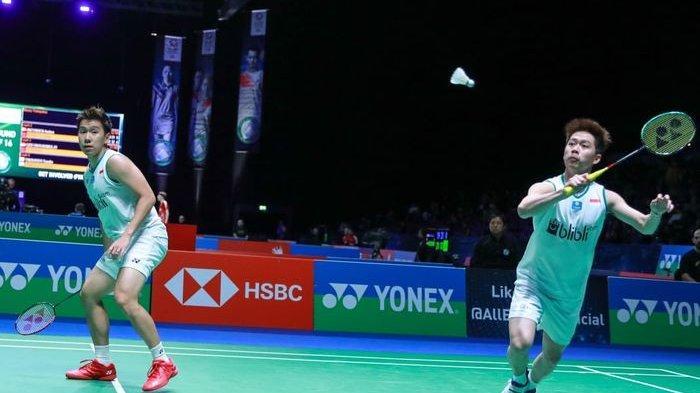 Kevin Sanjaya Batal Tampil di Thailand Open 2021 karena Covid-19, Tersisa Satu Pemain Nomor 1 Dunia