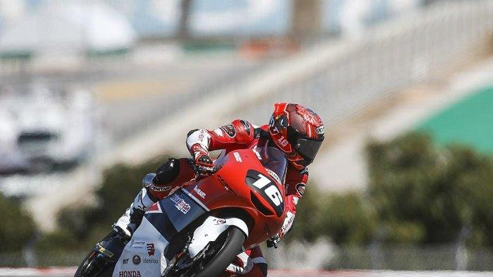 Minggu, Pebalap Honda Mario Suryo Aji Siap Bersaing di CEV MotorLand Aragon