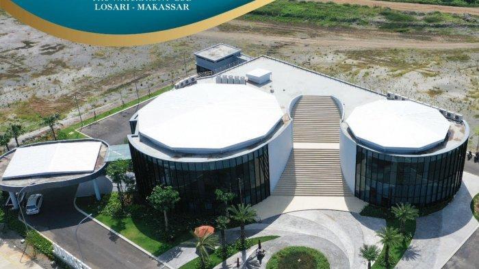 CitraLand City Losari Makassar Perketat Protokol Kesehatan di Kantor Marketing