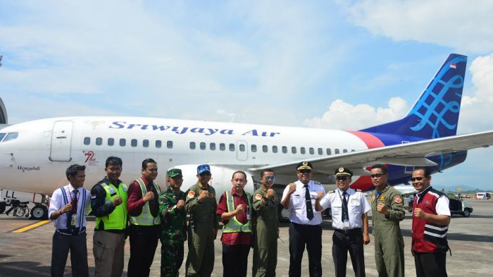 Ikuti Garuda, Sriwijaya Air Turunkan Harga Tiket Hingga 40 Persen! Makassar Salah Satu Kota Terpilih