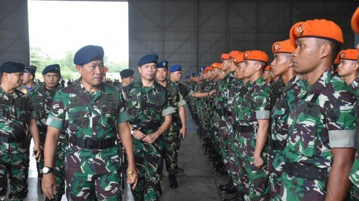 KABAR GEMBIRA Rekrutmen TNI Dibuka Bagi Lulusan D3 hingga S1, Cek Link Pendaftar di Sini