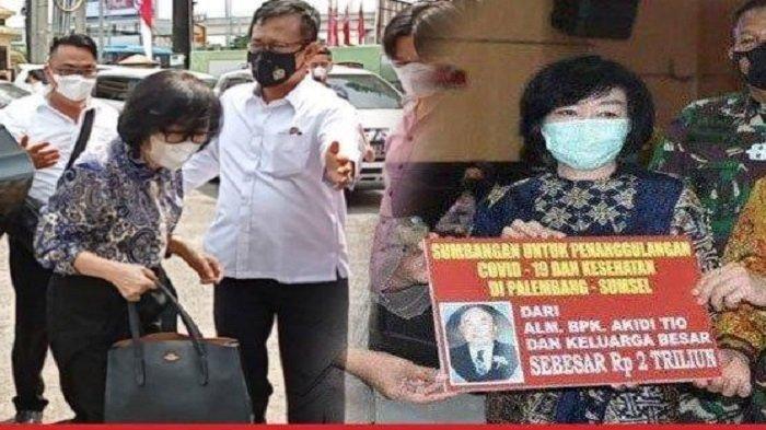 Fakta Baru Heriyanti Anak Akidi Tio, Kini Terjerat 2 Kasus Berbeda Setelah Kapolda Jadi 'Korban'