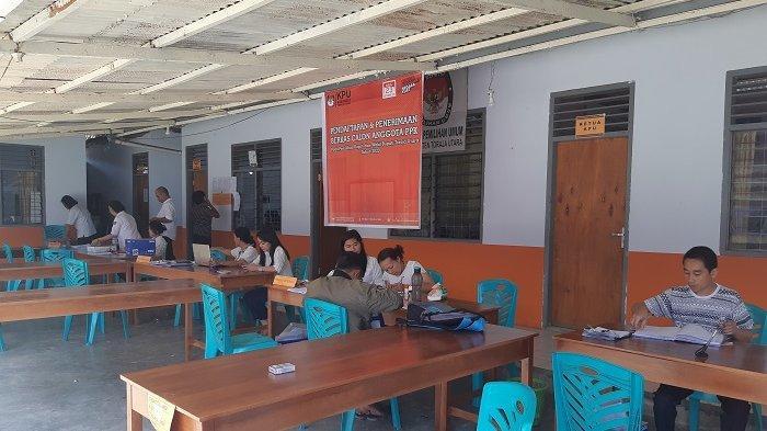 Sisa 4 Hari Lagi KPU Toraja Utara Tutup Pendaftaran Calon Anggota PPK