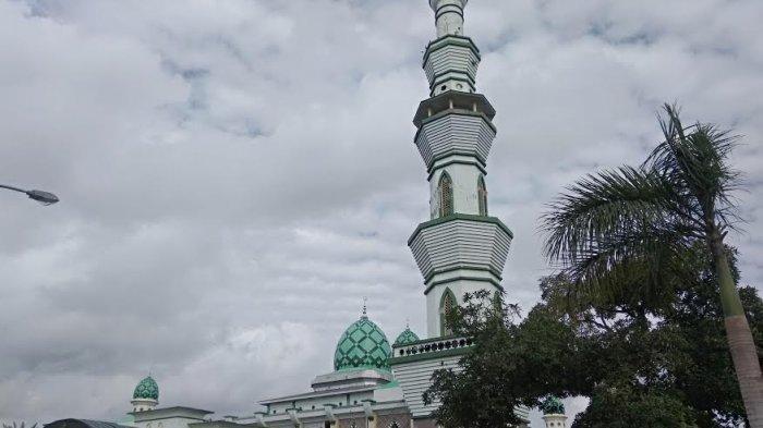Terapkan Prokes, Salat Tarawih di Masjid Agung Al Ma'arif Bone Bisa Tampung Seribu Jamaah