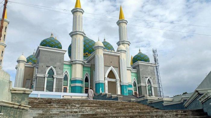 Hindari Jamaah Membludak, Halaman Masjid Agung AG Abdurrahman Ambo Dalle Bakal Digunakan Tarawih