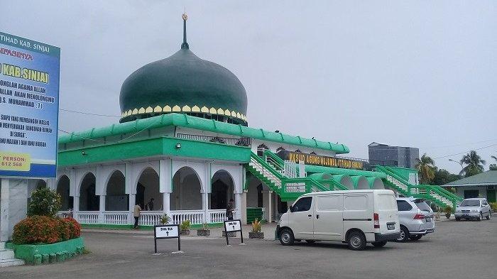 Umat Islam Sinjai Sulsel Boleh Salat Tarwih Berjamaah Asalkan Jumlah Orang 50 Persen Dalam Masjid