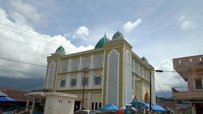 Batasi Jumlah Jamaah, Masjid Agung Mamasa Perketat Protokol Kesehatan Selama Ramadhan