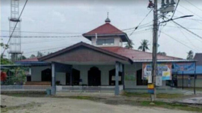Akan Direnovasi, Masjid Al Barkah Sa'pek Luwu Utara Butuh Dana Rp 493 Juta