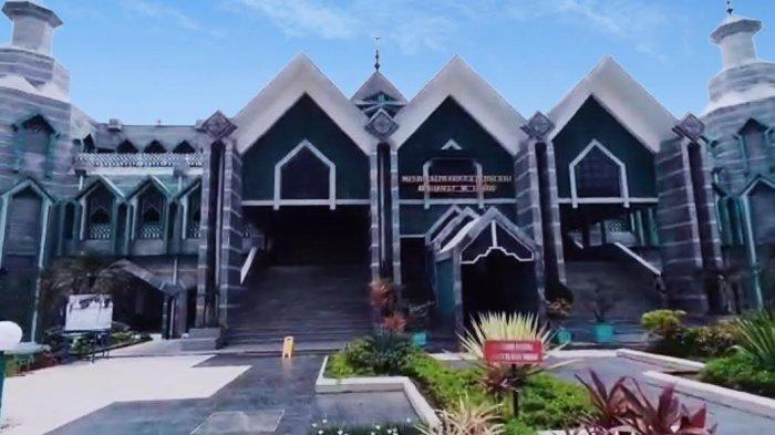 Bakal Gelar Salat Ied Berjamaah, Begini Pelaksanaan Prokes di Masjid Al Markaz Makassar