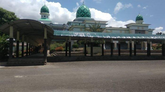 Masjid Al Markas Al Ma'arif di Kabupaten Bone, Dulu Bernama Masjid Agung As-Salam