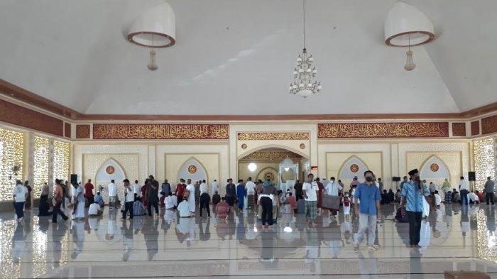 Masih Pandemi, Jamaah Masjid Babul Khair Malili Ingin Shalat Tarawih Tanpa Jarak