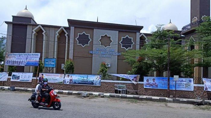 Sejarah Masjid Jami Nurul Muttahida Kayulangka, Masjid Tertua di Mamuju dengan Arsitektur Modern