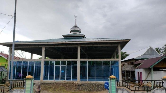 Belum Rampung, Masjid Nurul Hijrah Bahari Luwu Timur Masih Butuh Rp 2 M