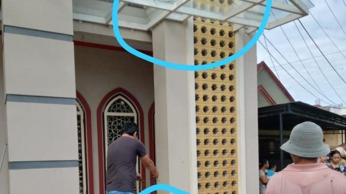 Tersengat Listrik, Tukang Bangunan Jatuh dari Lantai Dua Masjid Kini Dirawat di RSUD Bantaeng