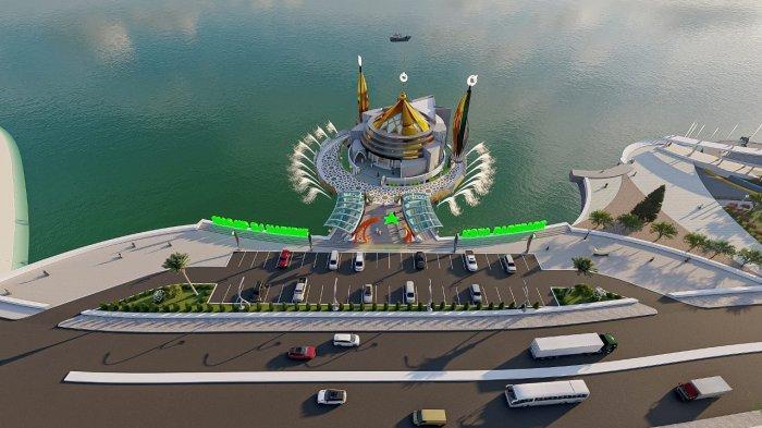 Wow! Pemkot Parepare Siapkan Rp30 Miliar untuk Bangun Masjid Terapung Termegah di Sulawesi Selatan
