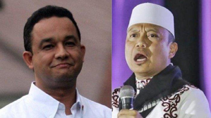 Jawaban Kenapa Masjid Tutup Sementara Pasar Buka? Viral Ceramah Ustad Dasad Diunggah Anies Baswedan
