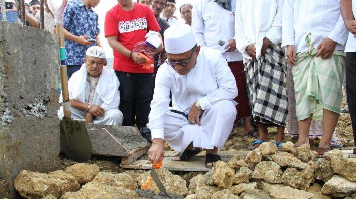 Pemkab Mamuju Relokasi Masjid Tertua, Segini Anggarannya